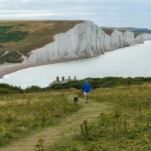 seven sisters walking trial